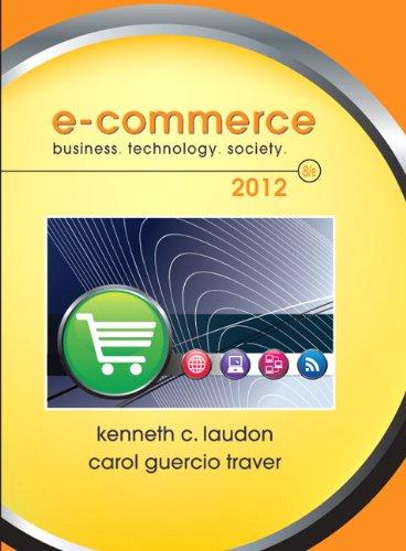 9780138018818: E-Commerce 2012 (8th Edition)