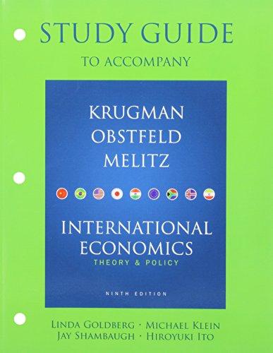 9780138019242: International Economics: Theory & Policy