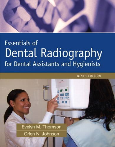 9780138019396: Essentials of Dental Radiography (9th Edition)