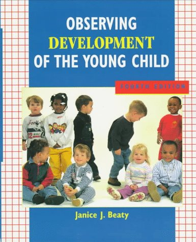 9780138019860: Observing Development of the Young Child