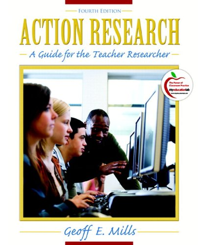 9780138020217: Action Research: A Guide for the Teacher Researcher (with MyEducationLab) (4th Edition) (Alternative Etext Formats)