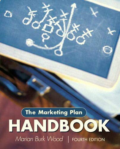 9780138020873: Marketing Plan Handbook, The and Marketing PlanPro Premier Package (4th Edition) (Pearson Custom Business Resources)