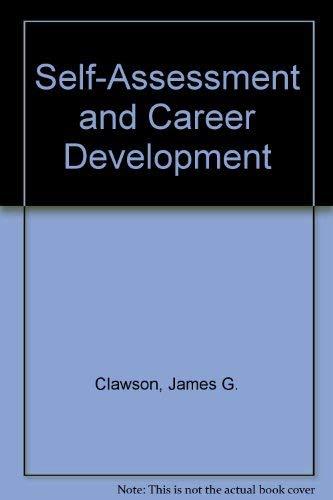 9780138031077: Self-Assessment and Career Development