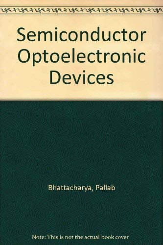 9780138057480: Semiconductor Optoelectronic Devices