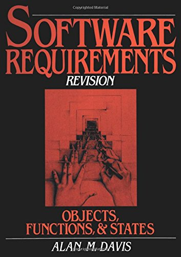 9780138057633: Software Requirements: Objects, Functions and States (Revised Edition)