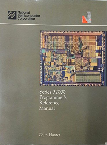 9780138069360: Series 32000 Programmer's Reference Manual
