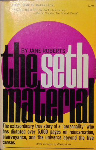 The Seth Material: Jane Roberts