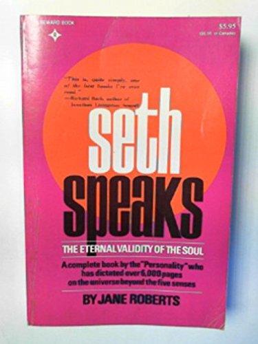 9780138072223: Seth Speaks