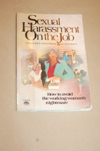 9780138075378: Sexual Harassment on the Job: How to Avoid the Working Woman's Nightmare