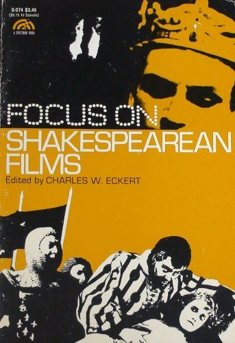9780138076368: Shakespearian Films (Film Focus)