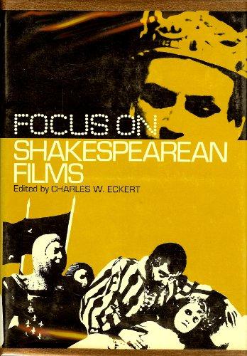 9780138076443: Shakespearian Films (Film Focus)