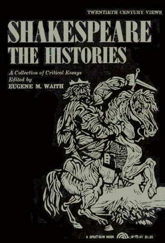 9780138077013: Shakespeare: The Histories (A Collection of Critical Essays) (Spectrum Books)