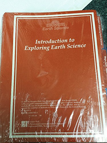 9780138077853: Exploring Earth Science: Teaching Resource File: Prentice Hall