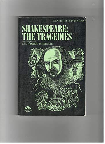 9780138079000: Shakespeare: The Tragedies - New Perspectives (Twentieth century views)