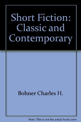 9780138092290: Short fiction: Classic and contemporary