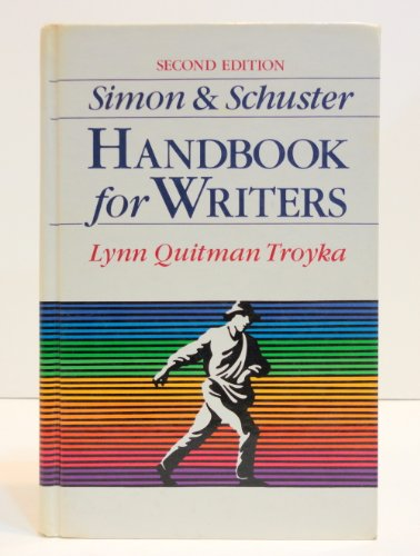 Simon & Schuster Handbook for Writers Second: S
