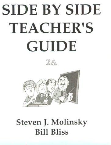 9780138096083: Side by Side Teachers Guide 2a (Side by Side)