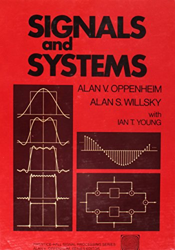 9780138097318: Signals and Systems (Prentice-Hall signal processing series)