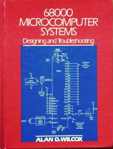 9780138114640: 68000 Microcomputer Systems: Designing and Troubleshooting