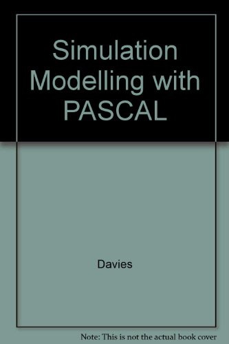 9780138115630: Simulation Modelling with PASCAL
