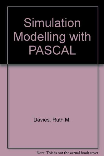 9780138115715: Simulation Modelling With Pascal