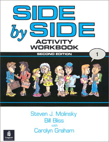 9780138116965: Side by Side: Level 1 Workbook