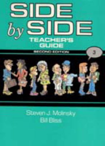 9780138117795: Side by Side: Level 3 Teacher's Edition (Side by Side)