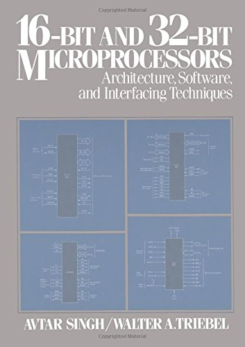 9780138121570: 16-Bit and 32-Bit Microprocessors: Architecture, Software, and Interfacing Techniques