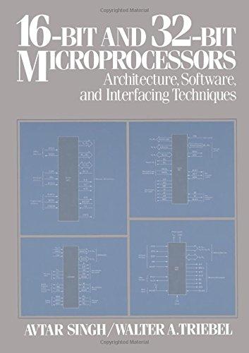 16-Bit and 32-Bit Microprocessors: