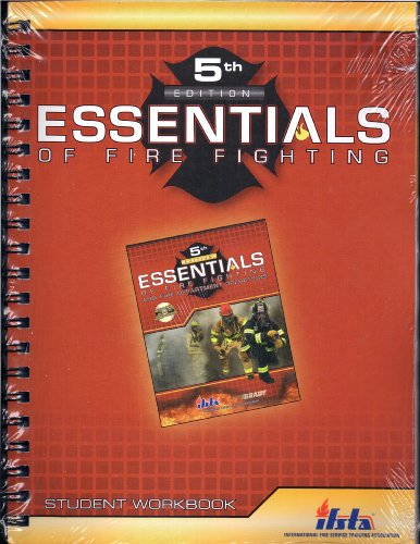 9780138127718: Student Workbook Essentials of Fire Fighting