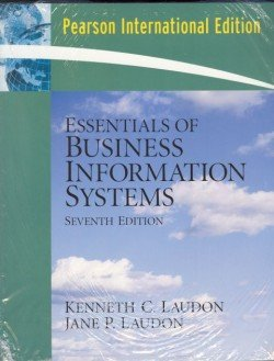 9780138128241: Essentials of Business Information Systems