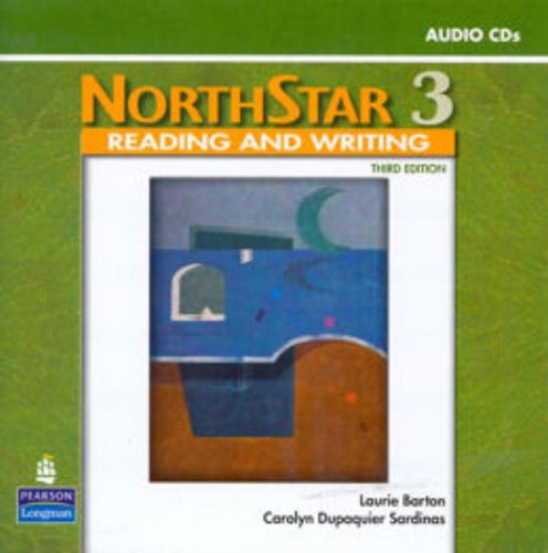 9780138130053: NorthStar, Reading and Writing 3, Audio CDs (2)