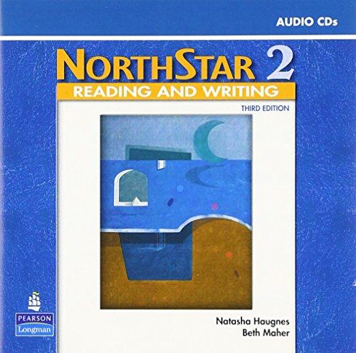 NorthStar, Reading and Writing 2, Audio CDs: Beth Maher; Natasha