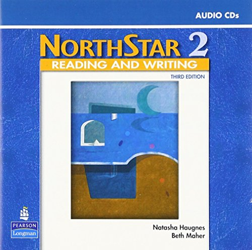 9780138130107: NorthStar, Reading and Writing 2, Audio CDs (2)