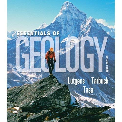 9780138130848: Essentials of Geology, 10th Edition (with CD-ROM)