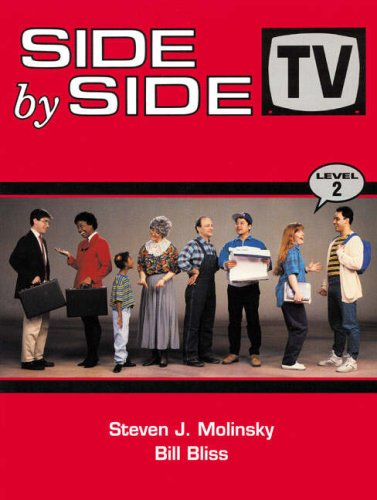 9780138132217: Side by Side TV: Level 2 Vhs/NTSC Educational Package