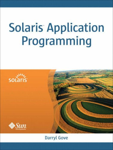 9780138134556: Solaris Application Programming