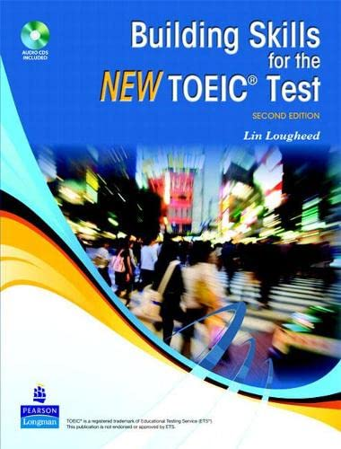 9780138136253: Building Skills for the New Toeic Test