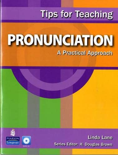 9780138136291: Tips for Teaching Pronunciation: A Practical Approach (with Audio CD)