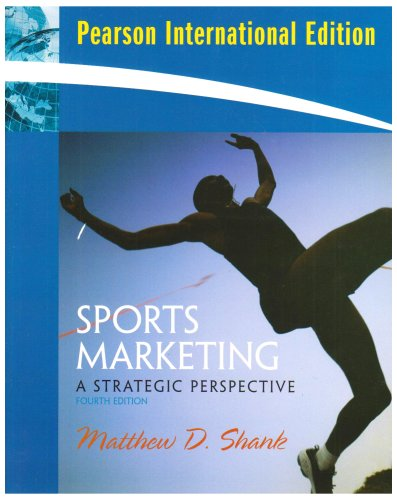9780138137458: Sports Marketing: A Strategic Perspective