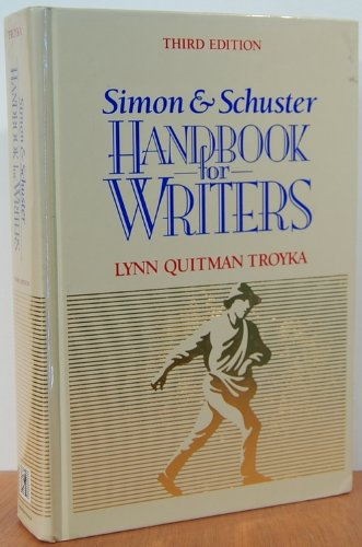 9780138137670: Simon and Schuster Handbook for Writers