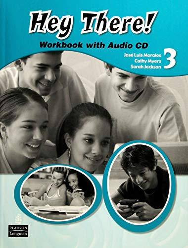 9780138138202: HEY THERE 3. WORKBOOK (WHIT AUDIO CD)