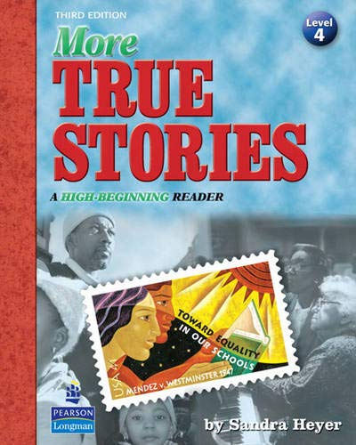 9780138143428: More True Stories: A High-Beginning Reader