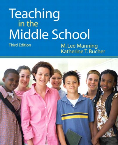 9780138143725: Teaching in the Middle School (with MyEducationLab) (3rd Edition)