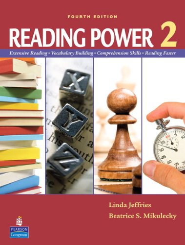 Reading Power 2 Student Book (4th Edition) (0138143889) by Linda Jeffries; Beatrice S. Mikulecky