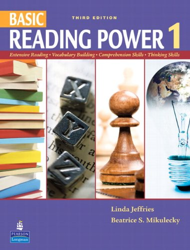9780138143893: Basic Reading Power 1: Extensive Reading, Vocabulary Building, Comprehension Skills, Thinking Skills (Reading Power (Pearson))