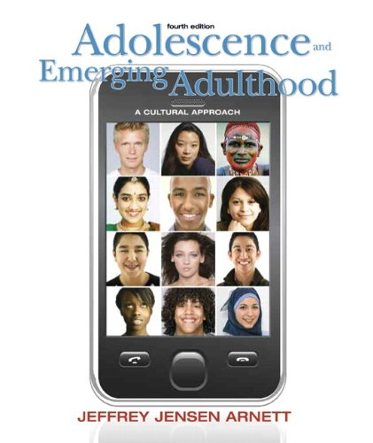 9780138144586: Adolescence and Emerging Adulthood: A Cultural Approach