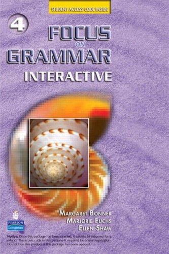 9780138145781: Focus on Grammar 4 Interactive Access Code