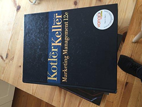 9780138146030: Marketing Management: International Edition