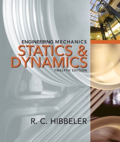 9780138149291: Engineering Mechanics: Combined Statics & Dynamics (12th Edition)